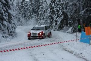 Rally Värmland 2009